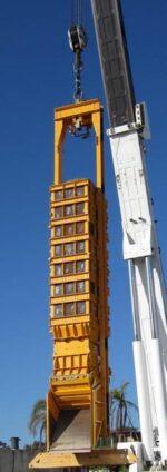 Orontide Skip Platform Built