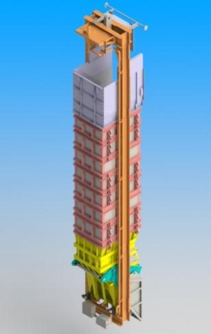 Orontide Skip Platform Model